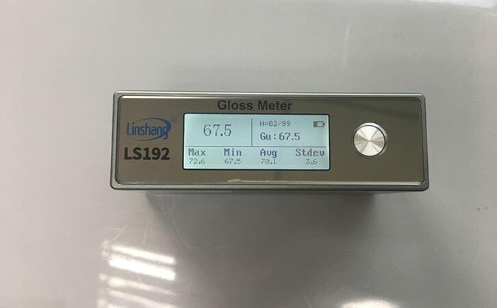 digital gloss meter