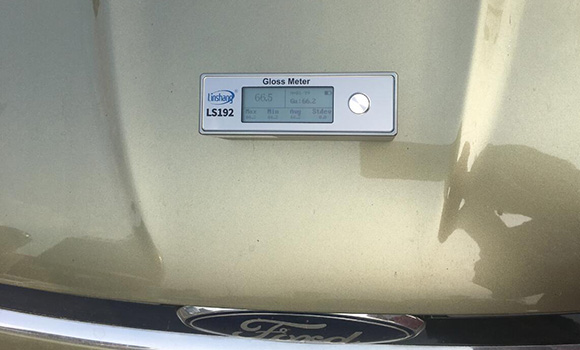 automotive gloss meter