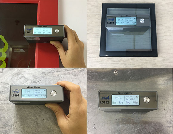 gloss detectors