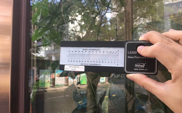 How to Measure Glass Thickness With Glass Thickness Measuring Gauge?