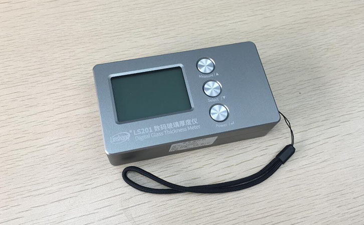glass thickness measuring gauge
