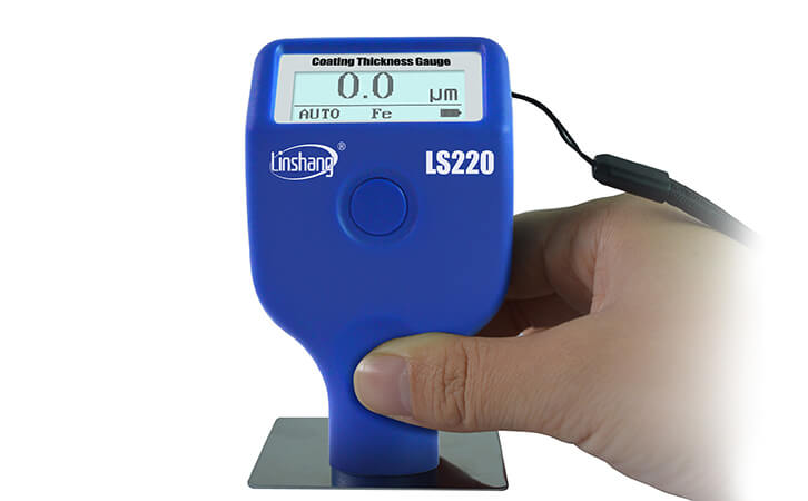 coating thickness meter LS220