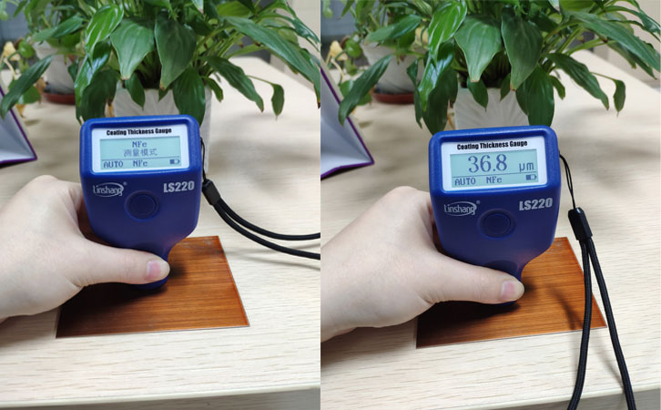 high-precision painting thickness gauge