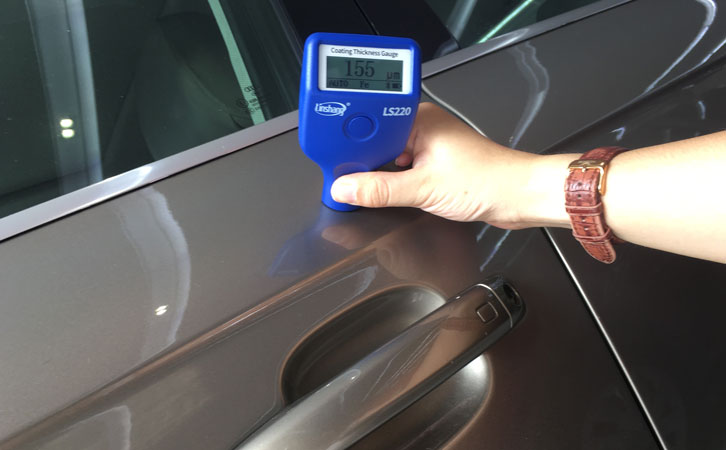 220 automotive paint thickness gauge