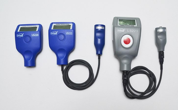 Measurement Principle and Application of Paint Thickness Gauge