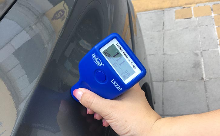 Importance of Paint Thickness Gauge and Gloss Tester For the Car