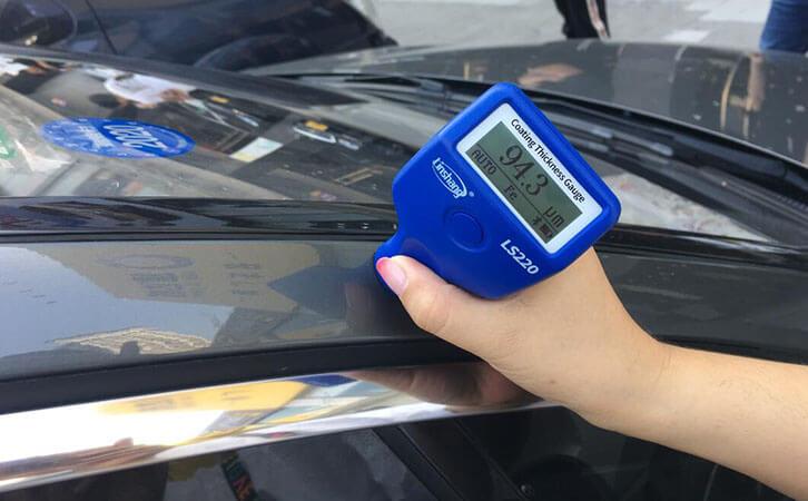 paint film thickness gauge