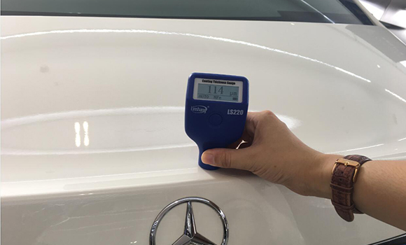 How to Correctly Use Car Paint Meter to Avoid Traps?