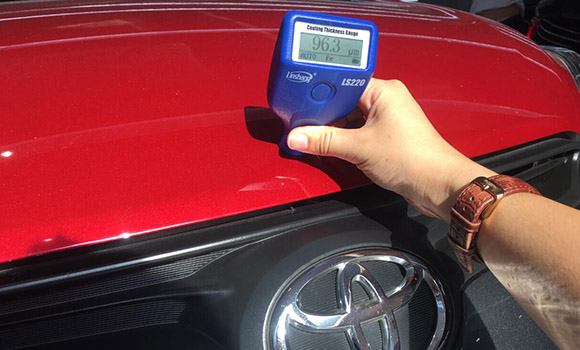 What is Paint Thickness Tester?