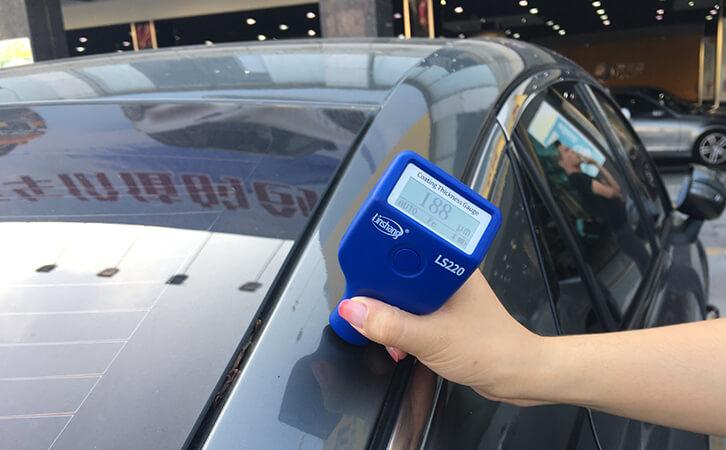 LS220B auto paint thickness gauge