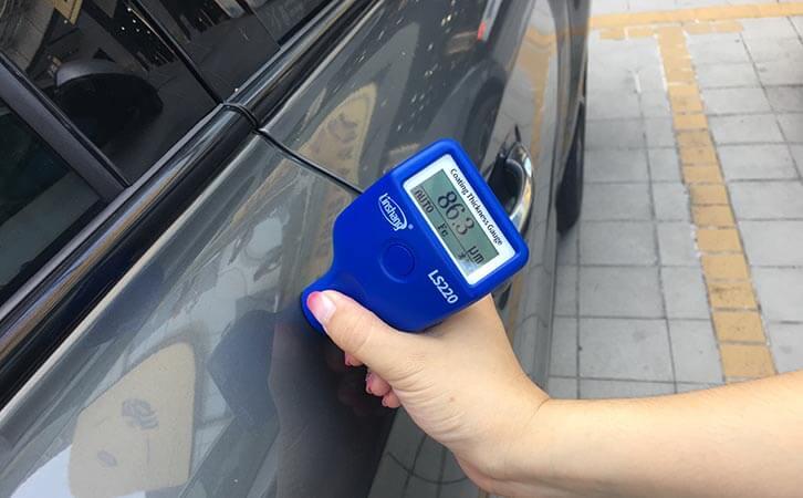 car paint meter