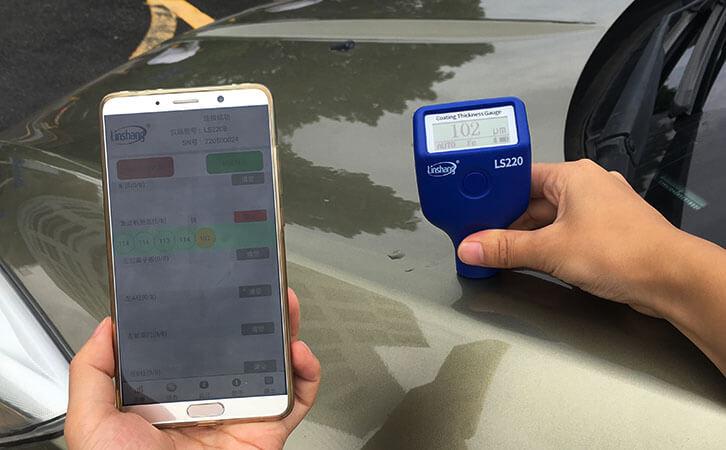 Automotive Paint Meter-Best Car Evaluation Tool