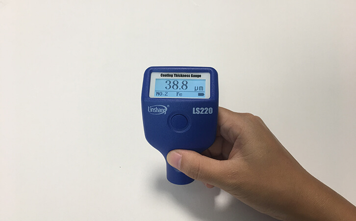 How to Use the Digital Mil Gauge?