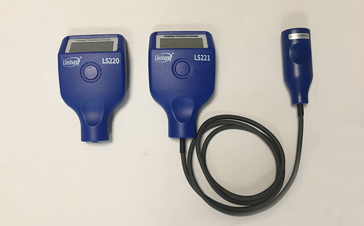 Linshang coating thickness gauges