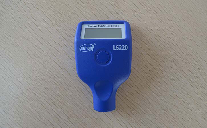 LS220H coating thickness gauge