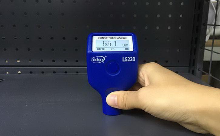 LS220H coating thickness gauge