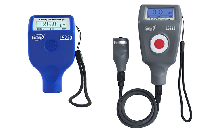 LS220H  coating thickness tester