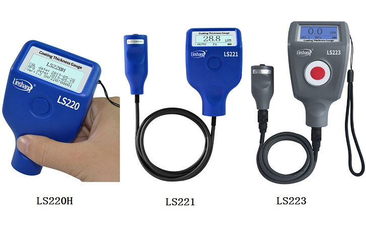 dry film thickness gauge