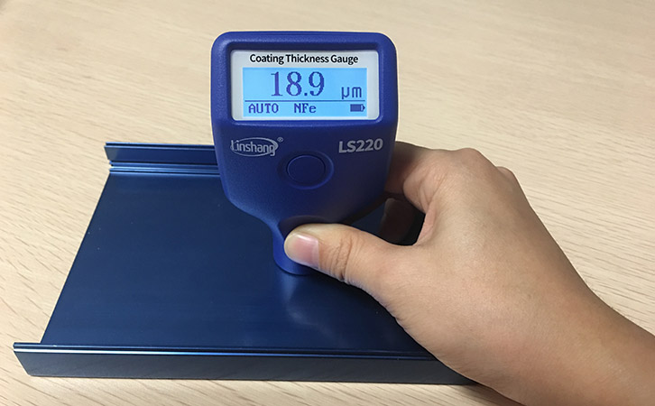 Quality Control in Electroplating Industry with Paint Thickness Gauge