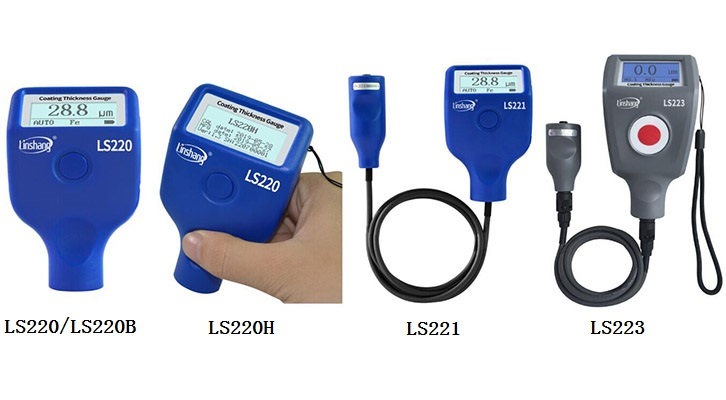 Paint Thickness Tester for Quality Control
