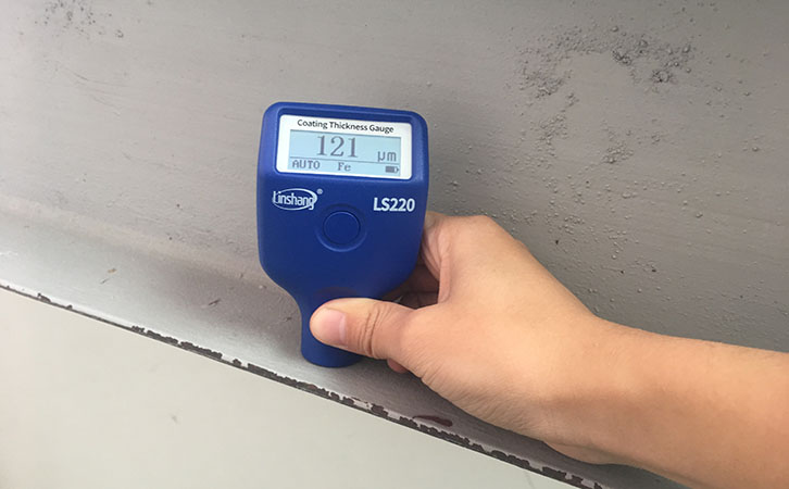 paint thickness gauge