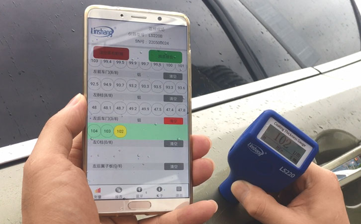 How to Use Automotive Paint Meter?