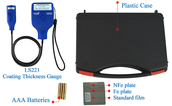 What are the Factors Related to the Coating Thickness Gauge Price?