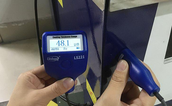 LS221 coating thickness gauge