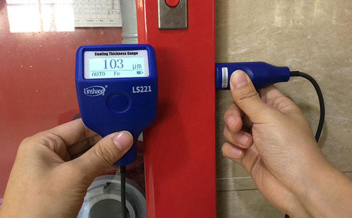 Precautions When Using Paint Thickness Measuring Device