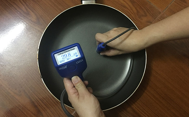 Enamel Protective Layer Thickness Measurement