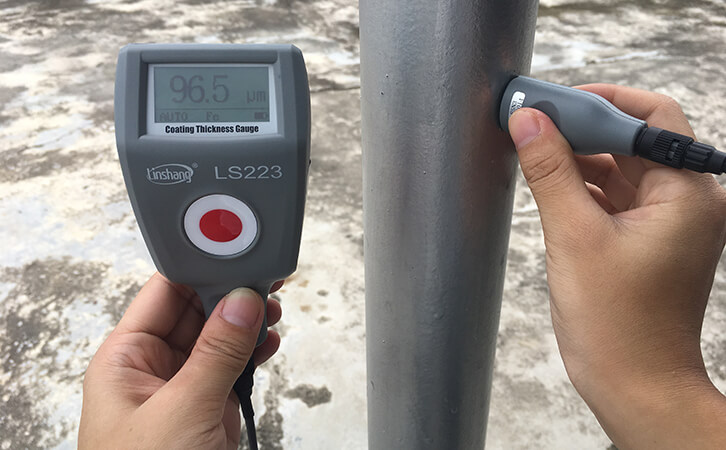 LS223 coating thickness meter