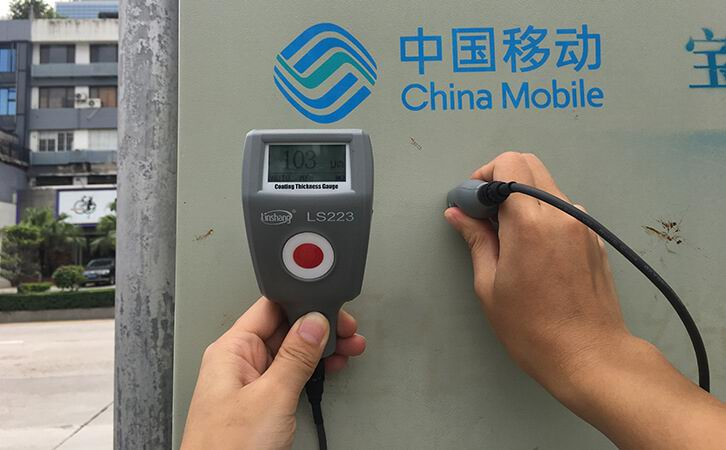 Application Fields of Paint Thickness Gauges