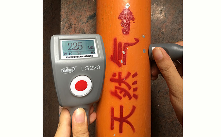 Application of Thickness Measurement Equipment in Anti-Corrosion Industry