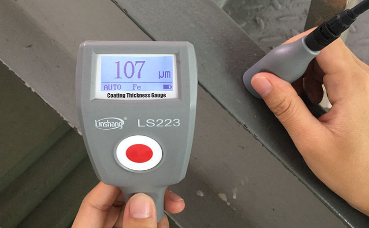 Application of Paint Thickness Tester in Fire Retardant Coating Industry
