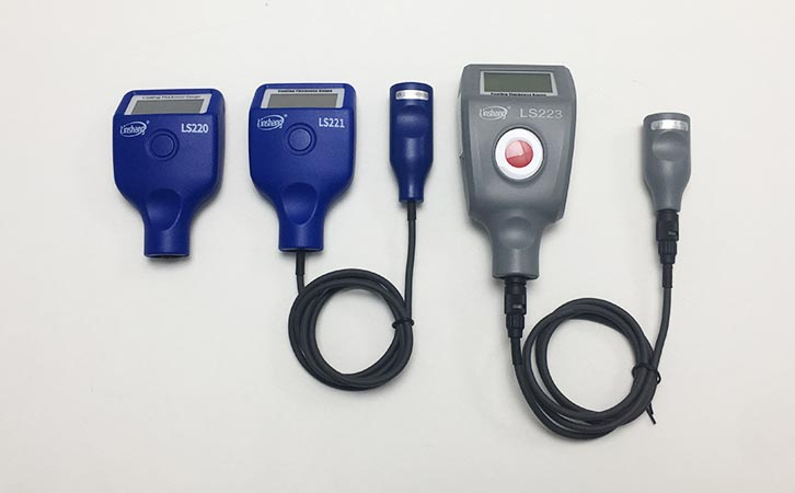 Selection and Use of Paint Thickness Tester