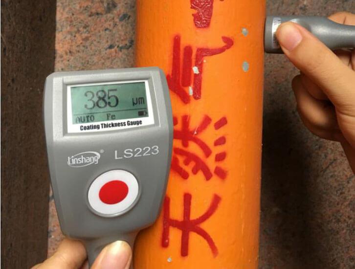 anticorrosive paint film thickness gauge