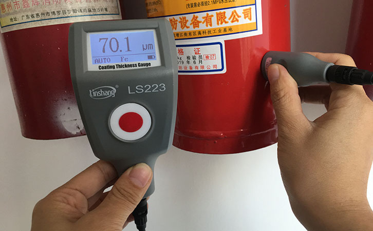 painting thickness meter