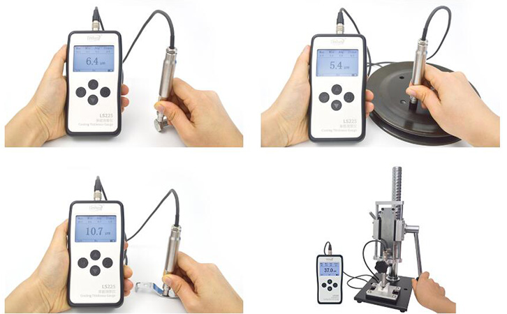 Electroplated Layer Function and Thickness Measurement