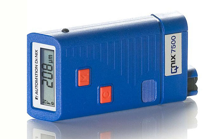 QNix coating thickness gauge