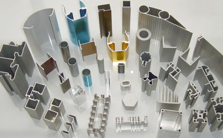 What are the Processing Processes of Aluminum Profiles?