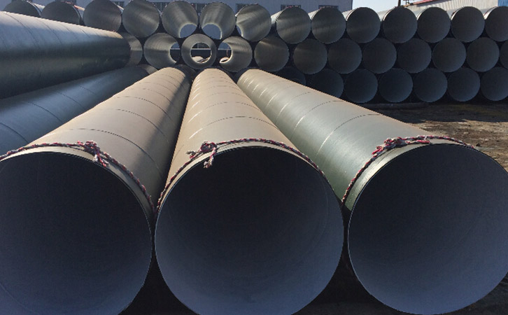 anticorrosive coating on pipes