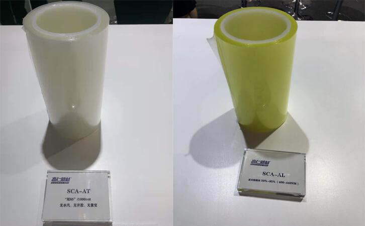 SCA optical glue