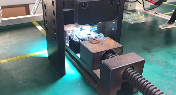 UV Curing Glue Features and UVA Light Meter
