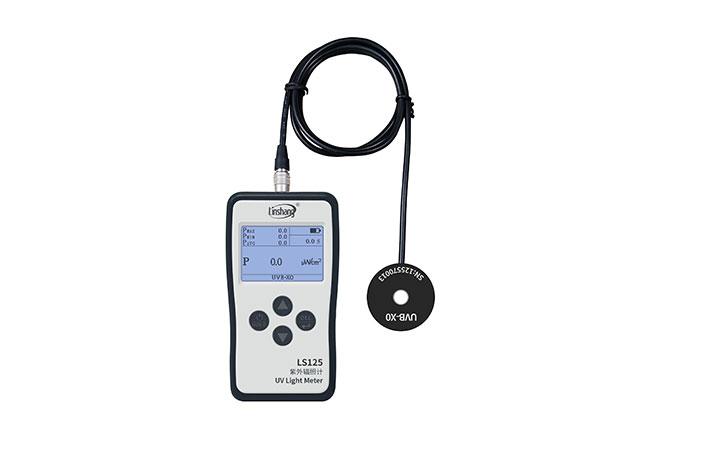 UV Light Meter for the detection of reptile light intensity