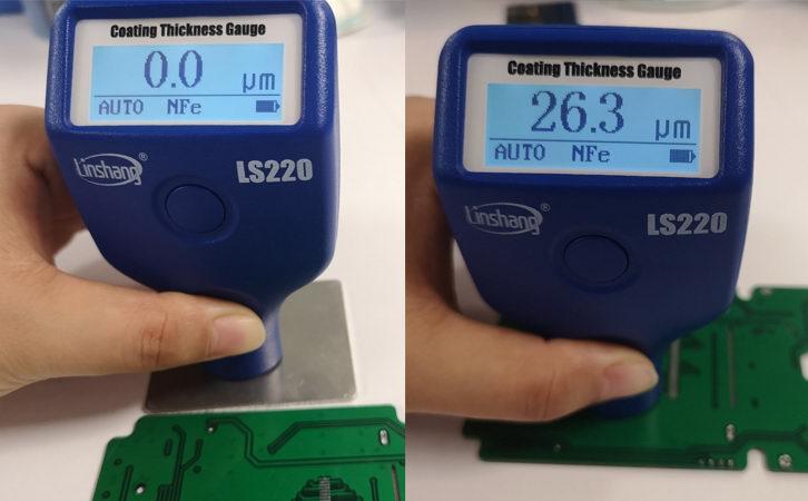 dry film thickness gauges