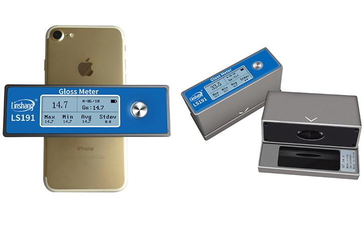 gloss meter 60 degree