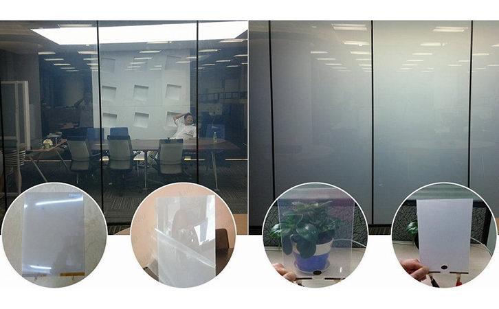 smart dimming glass